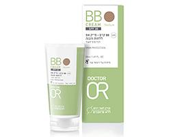 BB קרם - מייק אפ ללחות והגנה SPF30 Medium