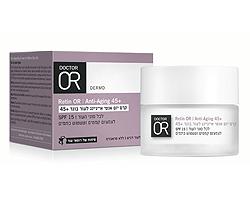 Retin OR קרם יום אנטי אייג'ינג לעור בוגר +45