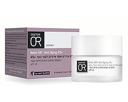 Retin OR קרם עיניים אנטי אייג'ינג לעור בוגר +45